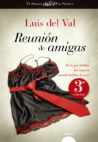 reunion de amigas (6º premio logroño de novela)-luis del val-9788498778694
