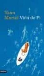 vida de pi-yann martel-9788423341634