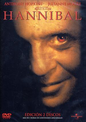 hannibal: edicion 2 discos-5050582311518
