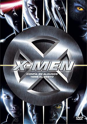 x men: confia en algunos, teme al resto (dvd-8420266992314