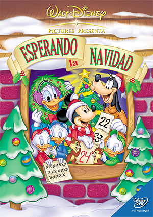 ESPERANDO LA NAVIDAD DVD de  8422397404544 comprar pelcula
