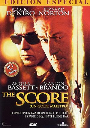 the score (un golpe maestro)-8422632051816
