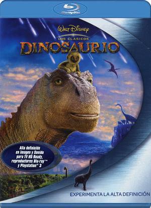 dinosaurio (blu-ray)-8717418122799