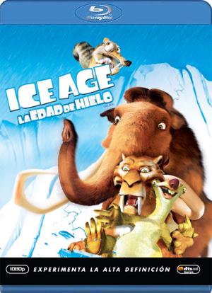 ice age la edad de hielo (blu-ray)-8420266941527