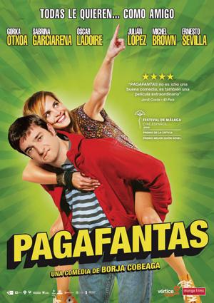 pagafantas (dvd)-8420172056384