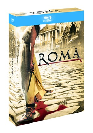 roma: segunda temporada completa (blu-ray)-5051893016666