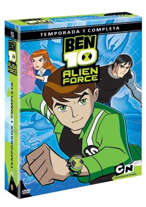 ben 10 alien force: la primera temporada completa-5051893025743