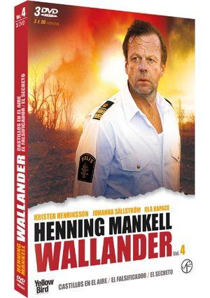 henning mankell wallander: vol. 4 (dvd)-8436022297845
