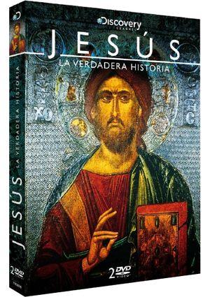 jesus. la verdadera historia: discovery channel (dvd)-8436022298293