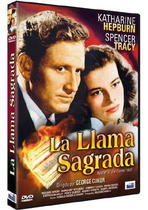 la llama sagrada (dvd)-8437005127531