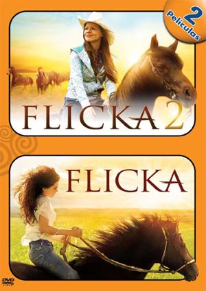 flicka + flicka 2 (dvd)-8420266952424