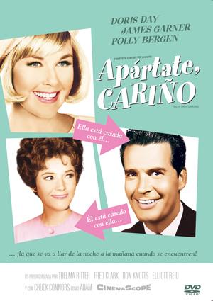 apartate, cariño (dvd)-8420266952240