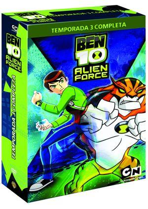 ben 10: alien force temporada 3. completa (dvd)-5051893038170