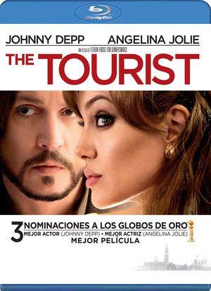 the tourist (blu-ray)-8414533074018