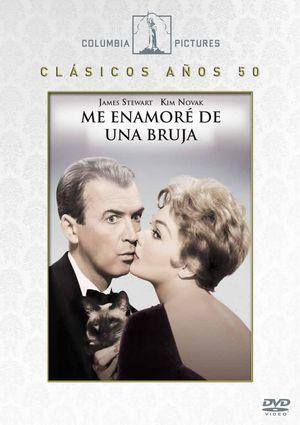 me enamore de una bruja: clasicos años 50 (dvd)-8414533075459