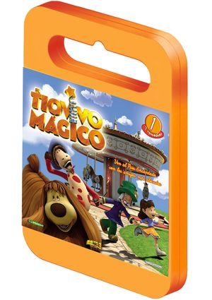 el tiovivo magico. vol. 1 (kid box) (dvd)-8421394535824
