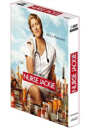 nurse jackie: temporada 3 (dvd)-8421394536265
