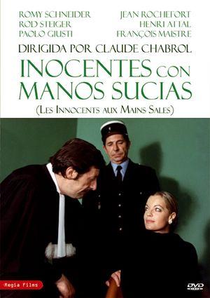 inocentes con manos sucias (dvd)-8436037888595