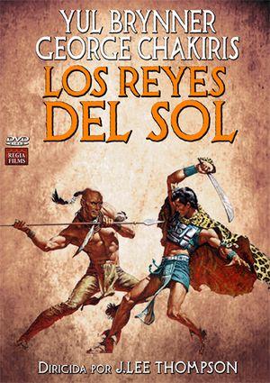 los reyes del sol (dvd)-8436037887895