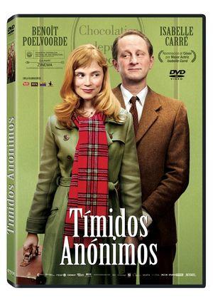 timidos anonimos (dvd)-8435153718014