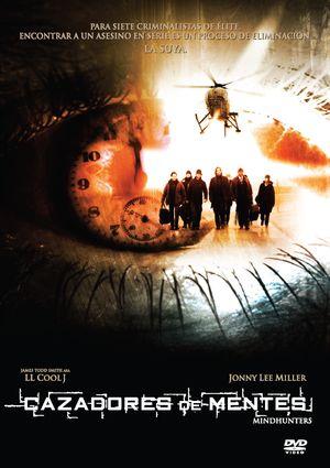 cazadores de mentes (dvd)-8435175960163