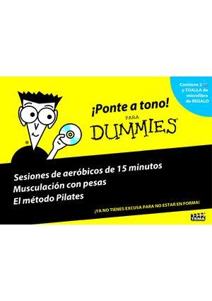 pack ponte a tono para dummies (dvd)-8436533822512
