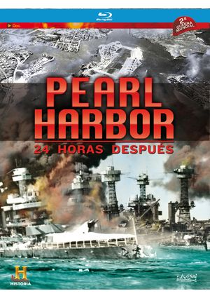 pearl harbor. 24 horas despues (blu-ray)-8421394400580