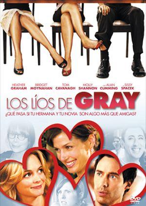 los lios de gray (dvd)-8435175961870