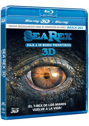 sea rex (blu-ray 3d)-8414906943880