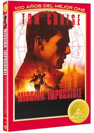 mission: impossible: edicion 100 aniversario (dvd)-8414906711007