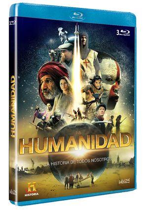 la humanidad (blu-ray)-8421394400849