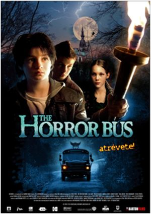 the horror bus (dvd)-8437004661166