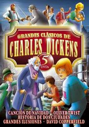 cuentos charles dickens (dvd)-8436532910906