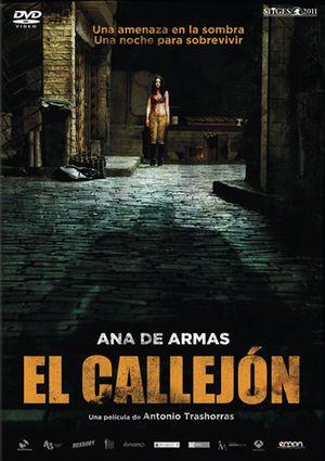 el callejon (dvd)-8435153735653