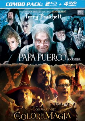 pack terry pratchett (blu-ray+dvd)-8436022309715