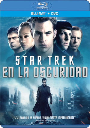 star trek en la oscuridad (blu-ray+dvd)-8414906906298