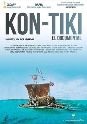 kon-tiki. el documental (dvd)-8436535542258