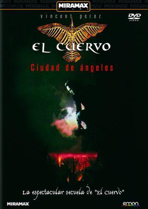 el cuervo: ciudad de angeles (dvd)-8435153738265