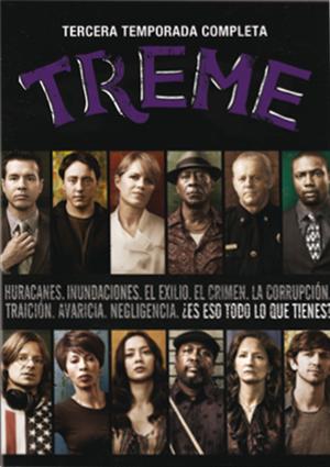 treme: tercera temporada completa (dvd)-5051893148206