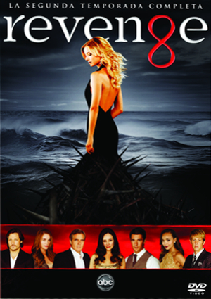 revenge la segunda temporada completa (dvd)-8717418177461