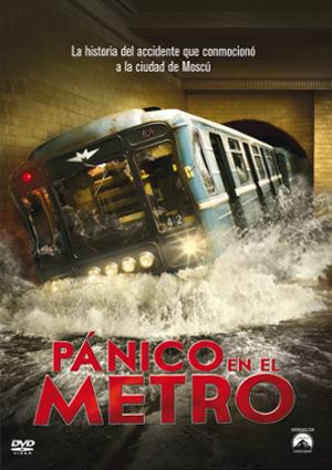 panico en el metro (dvd)-8414906874719
