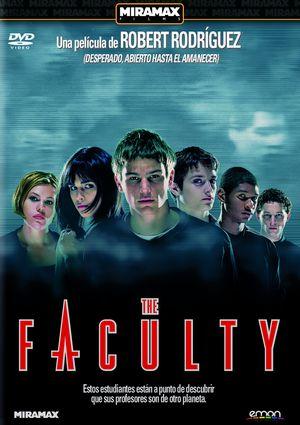 the faculty (dvd)-8435153740664