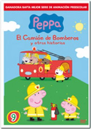 peppa pig: vol 9 (dvd)-8435175964772