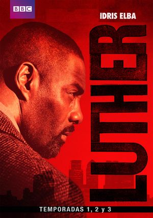 luther: temporadas 1 al 3 (dvd)-8421394541641