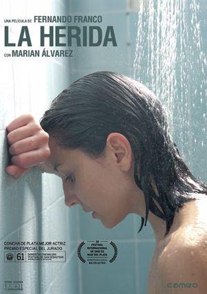 la herida (dvd)-8436540904201