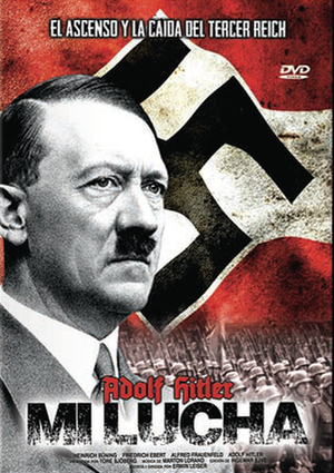 mi lucha. adolf hitler (dvd)-8436022313989