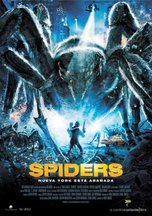 spiders (dvd)-8436535542753