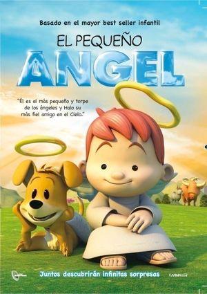 el pequeño angel (dvd)-8437010736155
