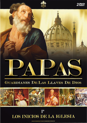papas vol 1. los inicios de la iglesia (dvd)-8436022315013