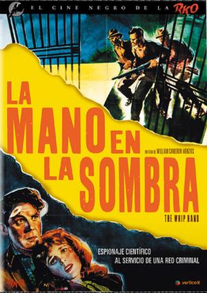 cine negro rko: la mano en la sombra (vos) (dvd)-8420172062323
